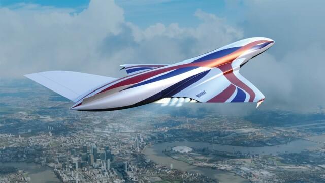 Zbor Londra-Sydney în doar 4 ore cu un motor hipersonic. Când va fi gata tehnologia - Imaginea 1