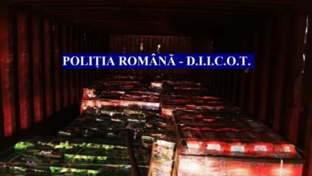 Captură de droguri record în România: 1.480 kg de hașiș și 751 kg de pastile de captagon - Imaginea 3