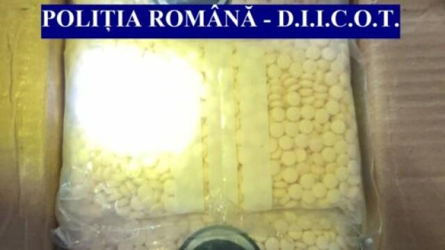 Captură de droguri record în România: 1.480 kg de hașiș și 751 kg de pastile de captagon - Imaginea 4