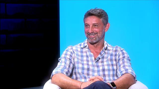 Interviu cu Andi Vasluianu despre film și pandemie: Noi, actorii, suntem mai în pericol