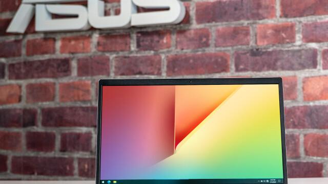 (P) Laptopurile colorate ASUS VivoBook S14 (M433) și S15 (M533) echipate cu procesoare AMD Ryzen intră pe piața românească - Imaginea 4