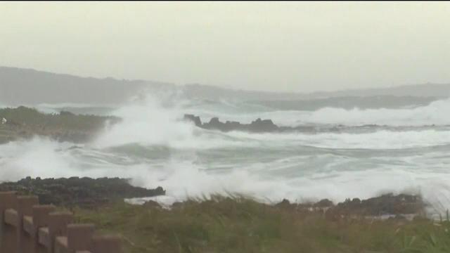 Taifunul Mayasak face ravagii în Coreea de Sud. 1.000 de zboruri anulate și 4 reactoare nucleare oprite