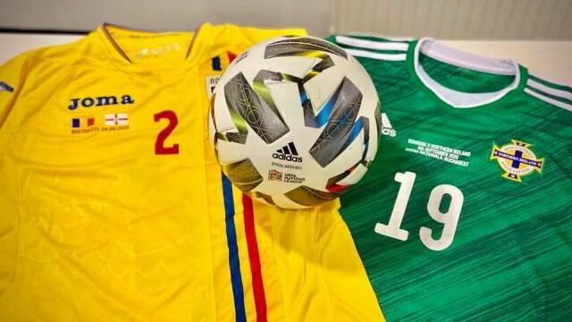 România - Irlanda de Nord, 1-1. Tricolorii ratează dramatic victoria în primul meci din noua ediție a Ligii Națiunilor - Imaginea 1
