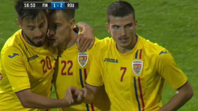 Finlanda U21 - România U21, 1-3. Victorie pentru Mutu, în primul său meci ca selecționer al echipei de tineret - Imaginea 6