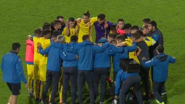 Finlanda U21 - România U21, 1-3. Victorie pentru Mutu, în primul său meci ca selecționer al echipei de tineret - Imaginea 7
