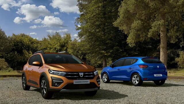 FOTO. Primele imagini cu noile modele Dacia. Când vor fi lansate - Imaginea 1