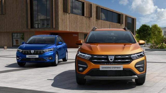 FOTO. Primele imagini cu noile modele Dacia. Când vor fi lansate - Imaginea 2