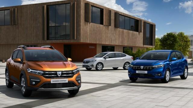 FOTO. Primele imagini cu noile modele Dacia. Când vor fi lansate - Imaginea 3