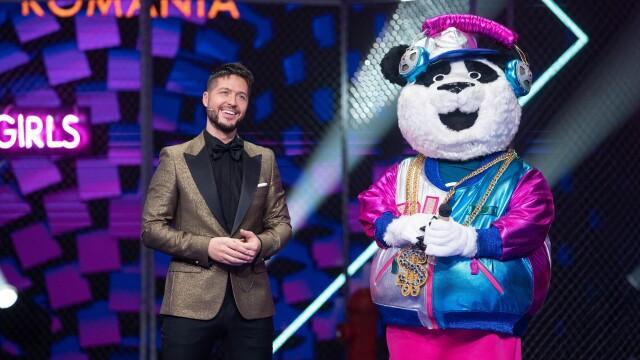 Vulpoiul, Panda, Unicornul, Tigrul, Extraterestrul și Îngerul se duelează vineri seară, la Masked Singer România - Imaginea 1