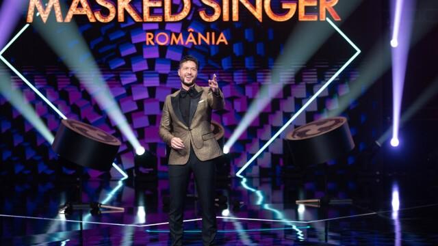 Vulpoiul, Panda, Unicornul, Tigrul, Extraterestrul și Îngerul se duelează vineri seară, la Masked Singer România - Imaginea 2