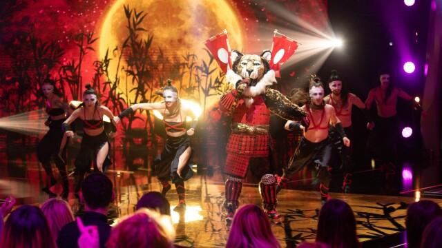 Vulpoiul, Panda, Unicornul, Tigrul, Extraterestrul și Îngerul se duelează vineri seară, la Masked Singer România - Imaginea 3