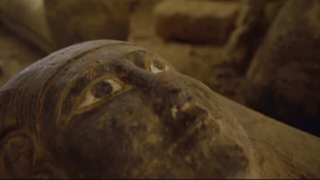 Arheologii au descoperit 13 sicrie misterioase într-o fântână din Egipt. Ce se află în ele. VIDEO - Imaginea 1