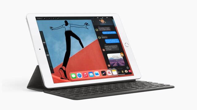 Compania Apple nu a lansat încă iPhone 12, dar a prezentat două noi iPad-uri - Imaginea 1