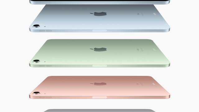Compania Apple nu a lansat încă iPhone 12, dar a prezentat două noi iPad-uri - Imaginea 3