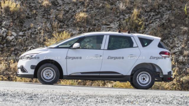FOTO. Primele imagini din timpul testelor noului SUV Dacia. Când va apărea pe piață - Imaginea 2