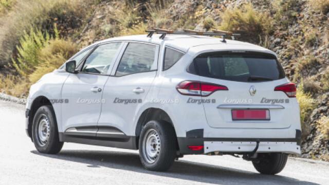 FOTO. Primele imagini din timpul testelor noului SUV Dacia. Când va apărea pe piață - Imaginea 3