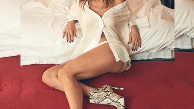 Imaginea de milioane de like-uri cu Jennifer Lopez. Artista de 51 de ani apare în costum de baie - Imaginea 3