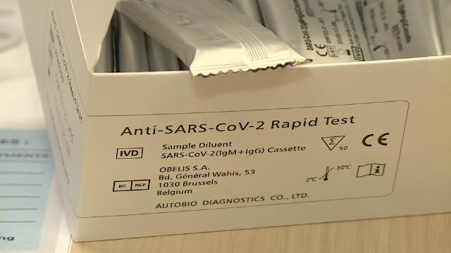 Ce preț are testul rapid pentru depistarea Covid-19. De ce trebuie făcut doar în prezența medicilor