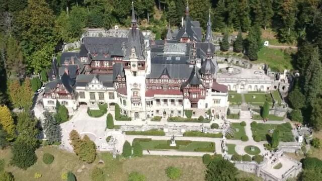 Castelul Peleș are nevoie urgent de reparații