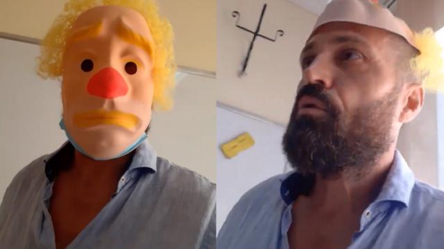 Cum a fost sancționat profesorul care şi-a îndemnat elevii să nu poarte mască - Imaginea 2