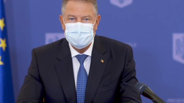 """Klaus Iohannis: """"Mergeți la vot. Dacă vom respecta măsurile, riscul infectării e redus"""" - Imaginea 1"""