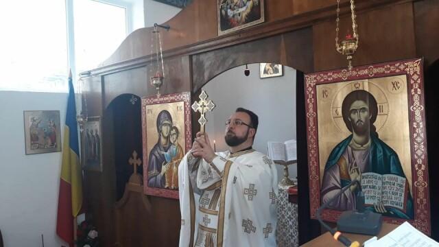 Preotul militar al Garnizoanei Timișoara, infectat cu coronavirus, a murit la 37 de ani