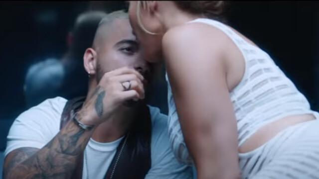 """Jennifer Lopez şi Maluma, în ipostaze incendiare în cel mai recent videoclip - """"Pa Ti"""" - Imaginea 5"""