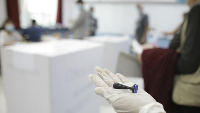 Prezența la vot, alegeri locale 2020. Câți români au votat până la ora 21:00 - Imaginea 1