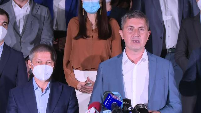 Dan Barna, după anunţarea exit-poll-urilor: România începe revoluţia bunei guvernări