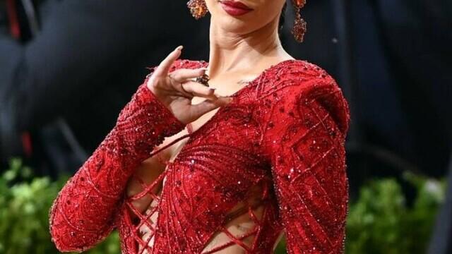 Covorul roșu, Met Gala 2021. Kim Kardashian și Naomi Osaka, apariții surprinzătoare. GALERIE FOTO - Imaginea 1