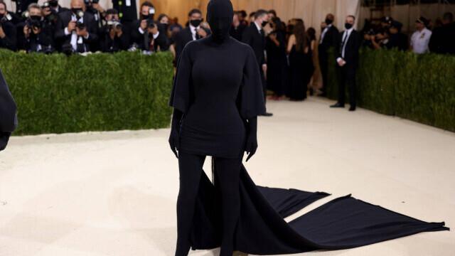 Covorul roșu, Met Gala 2021. Kim Kardashian și Naomi Osaka, apariții surprinzătoare. GALERIE FOTO - Imaginea 6