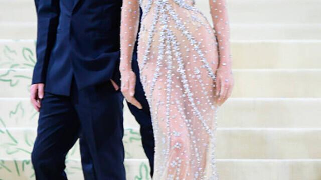Covorul roșu, Met Gala 2021. Kim Kardashian și Naomi Osaka, apariții surprinzătoare. GALERIE FOTO - Imaginea 8