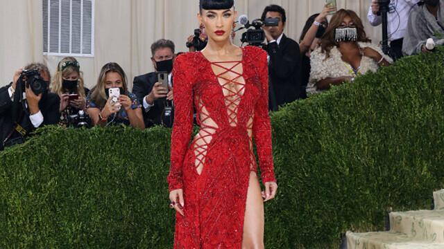 Covorul roșu, Met Gala 2021. Kim Kardashian și Naomi Osaka, apariții surprinzătoare. GALERIE FOTO - Imaginea 11