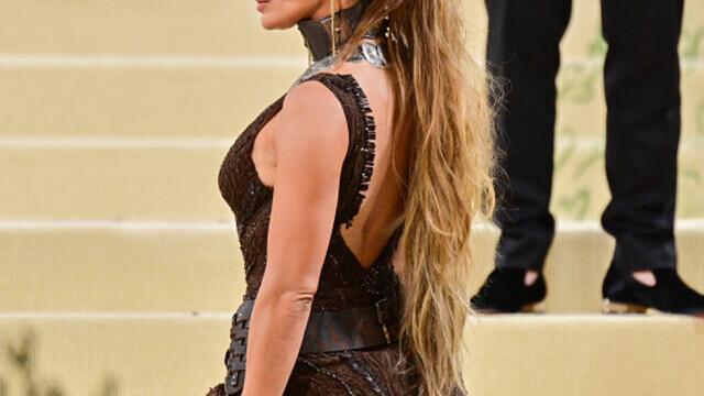 Covorul roșu, Met Gala 2021. Kim Kardashian și Naomi Osaka, apariții surprinzătoare. GALERIE FOTO - Imaginea 12