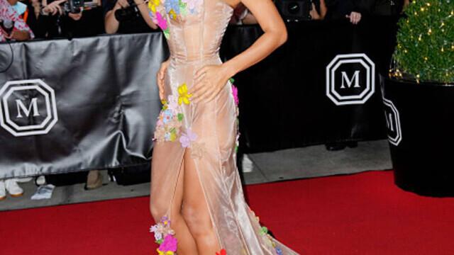 Covorul roșu, Met Gala 2021. Kim Kardashian și Naomi Osaka, apariții surprinzătoare. GALERIE FOTO - Imaginea 18