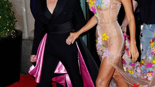 Covorul roșu, Met Gala 2021. Kim Kardashian și Naomi Osaka, apariții surprinzătoare. GALERIE FOTO - Imaginea 21