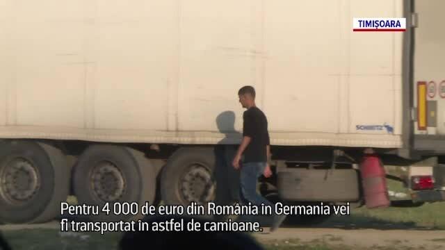 """""""Migranții de contrabandă"""", un fenomen greu de oprit. Polițiștii par neputincioși - Imaginea 3"""