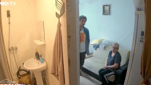 """""""Visuri la Cheie"""". Cosmin și mama lui au trăit într-o garsonieră de 12 mp, în Ferentari. Cum arată noul lor apartament - Imaginea 3"""