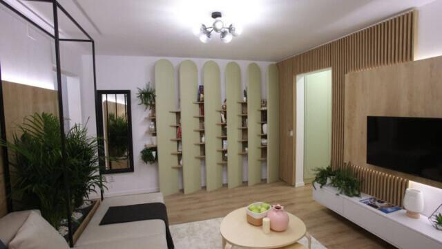 """""""Visuri la Cheie"""". Cosmin și mama lui au trăit într-o garsonieră de 12 mp, în Ferentari. Cum arată noul lor apartament - Imaginea 4"""