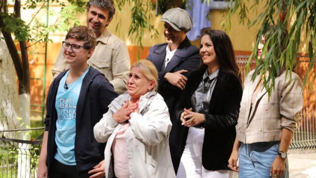 """""""Visuri la Cheie"""". Cosmin și mama lui au trăit într-o garsonieră de 12 mp, în Ferentari. Cum arată noul lor apartament - Imaginea 6"""