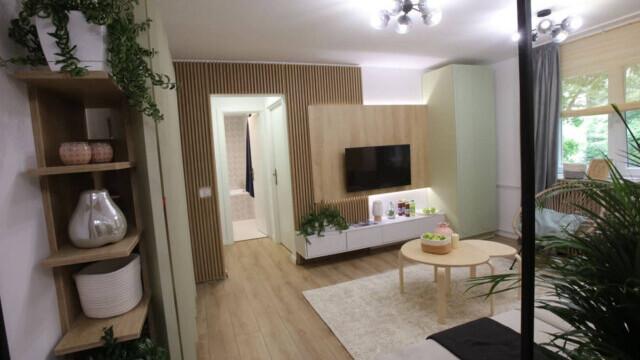 """""""Visuri la Cheie"""". Cosmin și mama lui au trăit într-o garsonieră de 12 mp, în Ferentari. Cum arată noul lor apartament - Imaginea 8"""