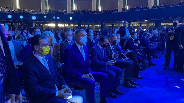 Congresul PNL, filmul evenimentelor: scandal și huiduieli. Cîțu și Orban s-au acuzat de fraudă - Imaginea 11
