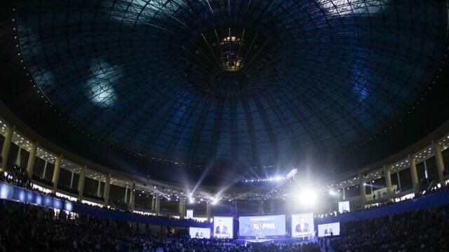 Congresul PNL, filmul evenimentelor: scandal și huiduieli. Cîțu și Orban s-au acuzat de fraudă - Imaginea 15