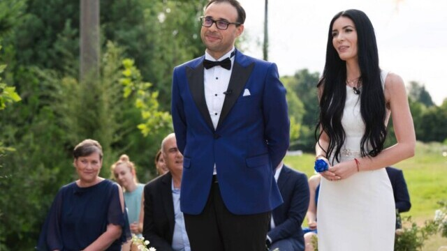 """""""Căsătoriți pe nevăzute"""". Loredana și Daniel, al treilea cuplu care a spus DA. Primele reacții. VIDEO - Imaginea 2"""