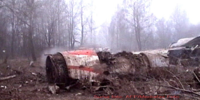 accident aviatic Tupolev, Rusia