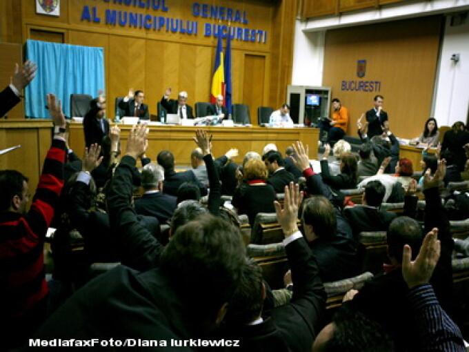 Consiliul General al Municipiului Bucuresti