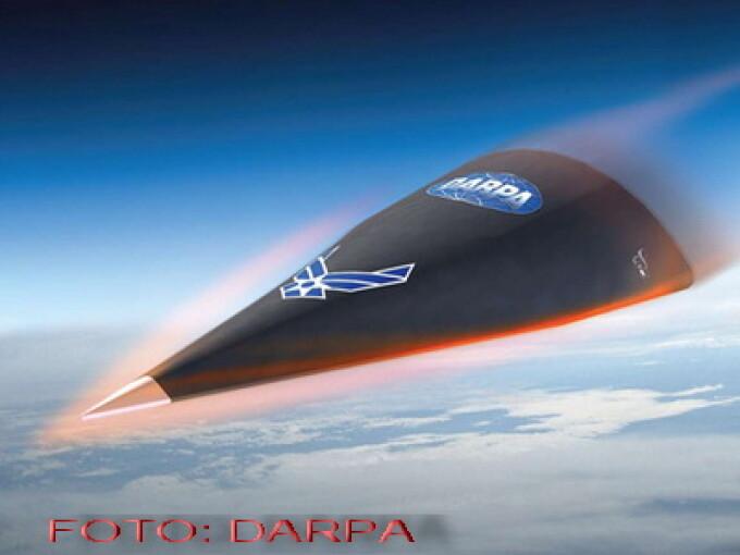 Hipersonic DARPA