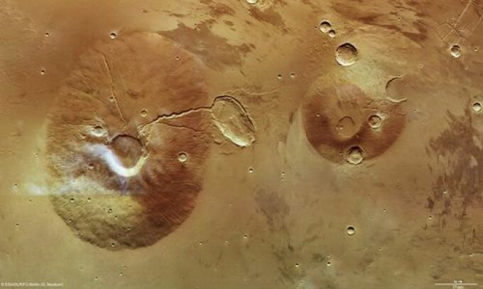 Vulcan Marte