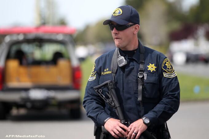 Politia SUA
