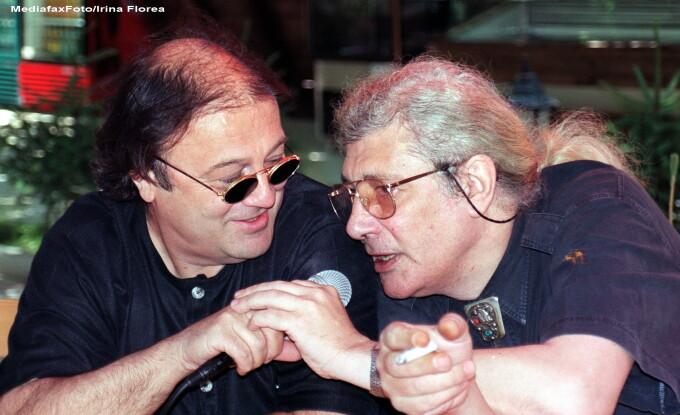 Mircea Baniciu si Florian Pittis